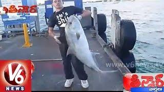 Mallanna Funny Satire On A Fisherman    Teenmaar News