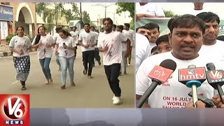 World Snake Day: Snake Buddies Foundation Conducts 2K Run To Save Snakes | Hyderabad