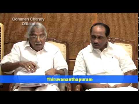 Vizhinjam Port tender: High power meet- Oommen Chandy