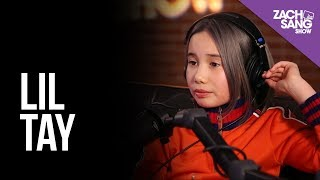 Download Lagu Lil Tay Talks Being the Youngest Flexer of the Century & Bhad Bhabie Gratis STAFABAND
