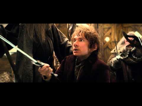 The Hobbit: The Desolation of Smaug - Teaser Trailer - Official Warner Bros. UK