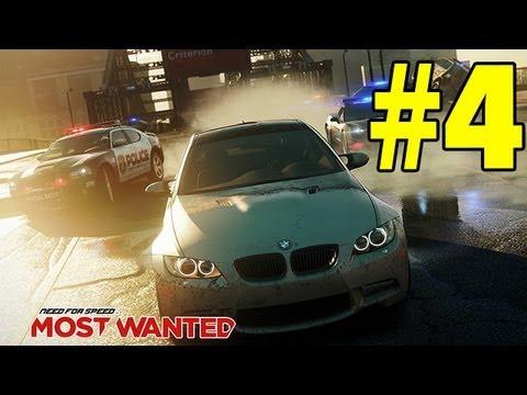 Need for Speed Most Wanted 2012 - Прохождение - Часть 4