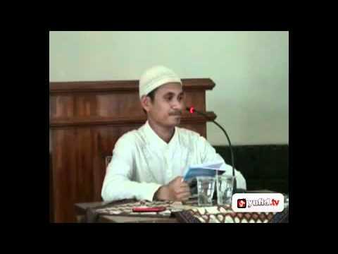 Ceramah Agama Dan Pengajian Umum: Panduan Puasa Ramadhan - Orang Yang Boleh Tidak Puasa