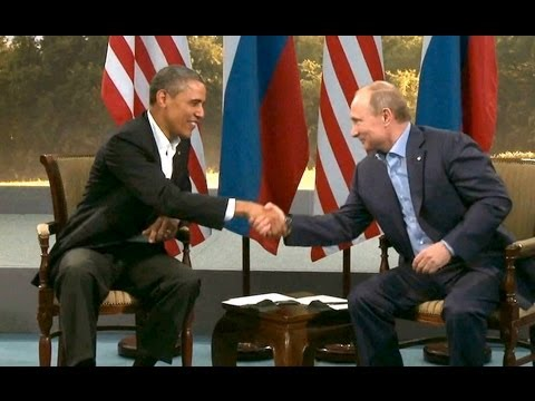 President Obama's Bilateral Meeting with President Vladimir Putin of Russia