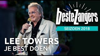 Lee Towers - Je best doen | Beste Zangers 2018