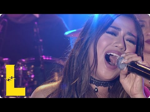MORISSETTE - I Want To Know What Love Is (MYX Live! Performance)