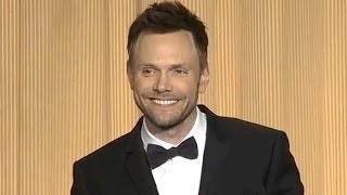 Joel McHale at the 2014 White House Correspondents