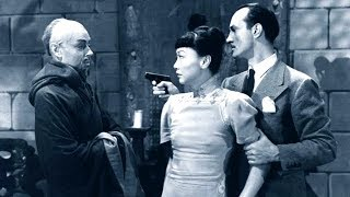 BOMBS OVER BURMA | Anna May Wong | Full War Movie | English | HD | 720p