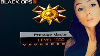 SHE'S THE #1 BO3 PLAYER IN THE WORLD & SHE'S LEVEL 1000... (WOW!)