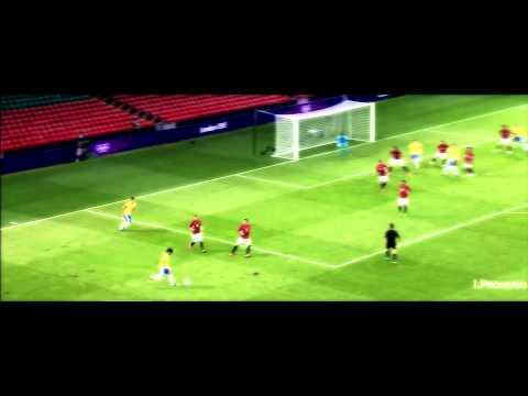 Júnior Neymar Vs Egypt : Olympic Games : | HD |