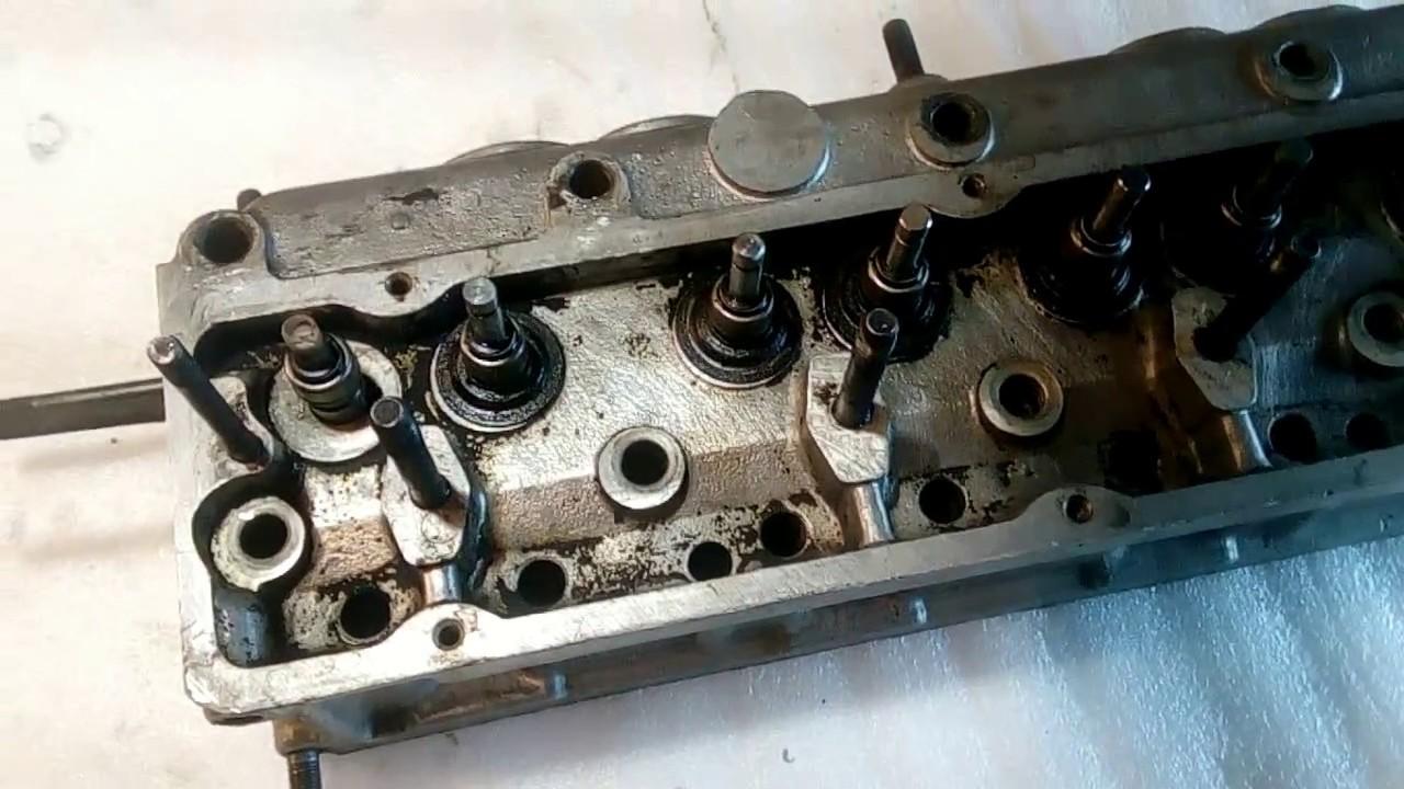 Переборка двигателя змз-402 своими руками
