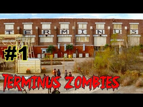 TERMINUS Zombies No Not THAT Terminus▐ Call of Duty World at War Custom Zombies Map Mod