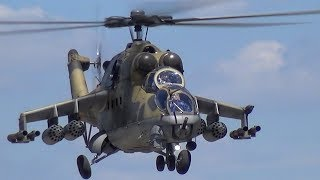 Mil MI-24 HIND Attack RC Scale Model Helicopter летающий танк Swiss Helichallenge 2017