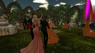 Alfa & Star Second Life Wedding - 3.17.17