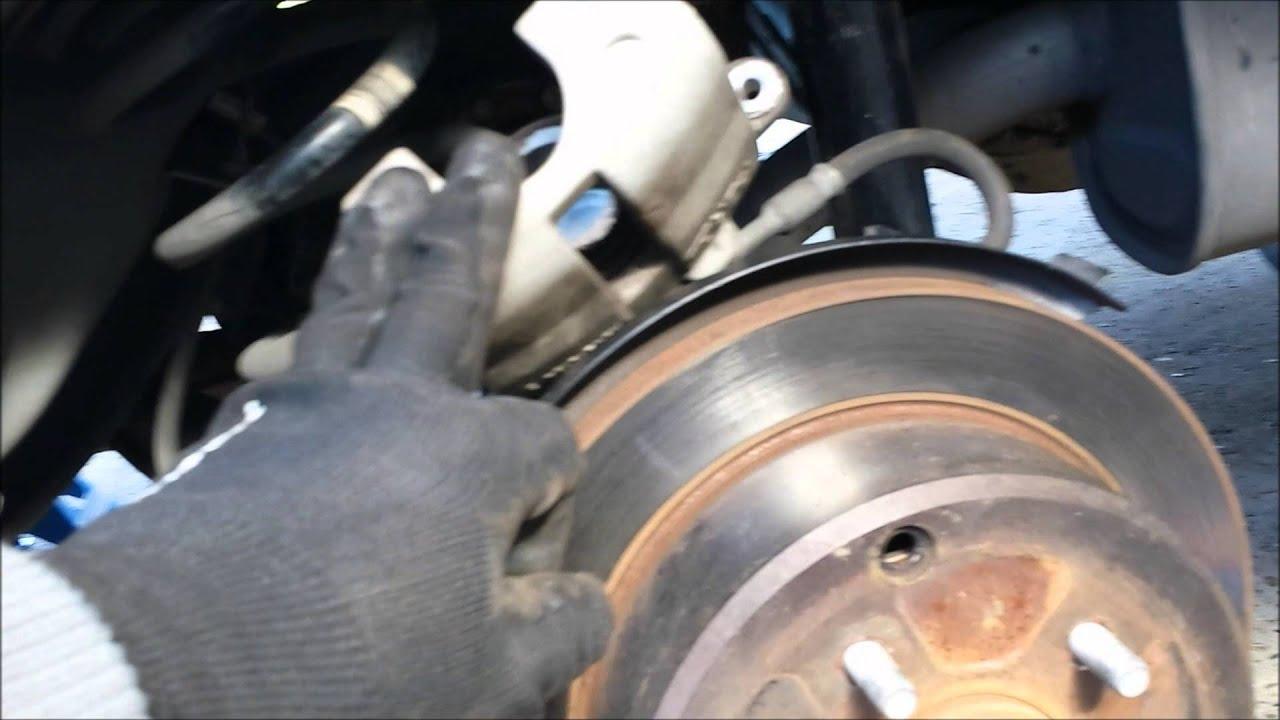 Holden Vx Vy Vz Handbrake Adjustment Youtube