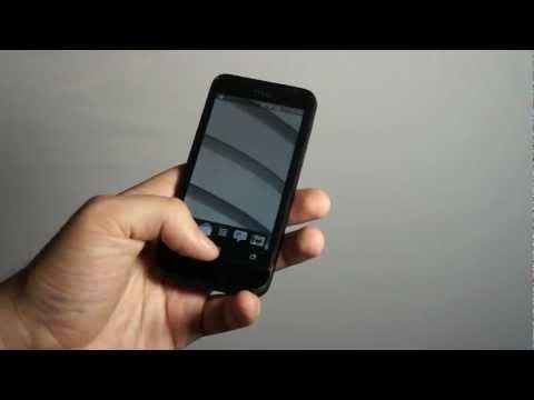Внешний вид смартфона HTC One V