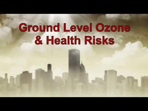Ground Level Ozone & Health Risks
