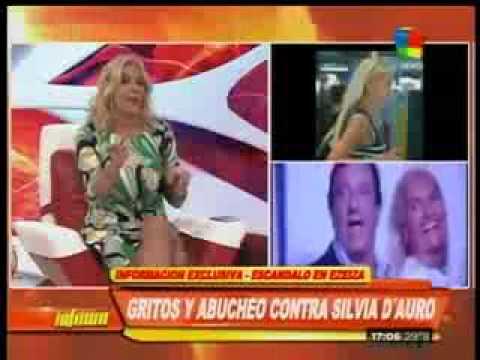 Habló la testigo del abucheo público a la ex de Jorge Rial