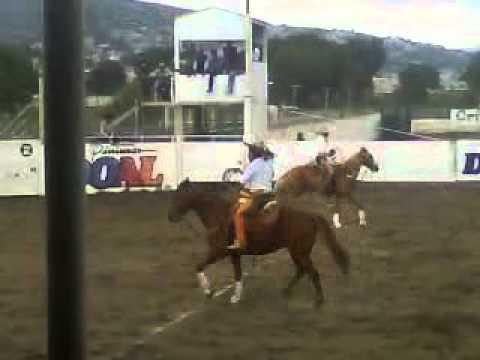 Charreada del 16 de Septiembre en Tecamachalco 2009