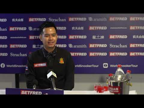 Saengkham Stuns Murphy To Claim First Crucible Victory!