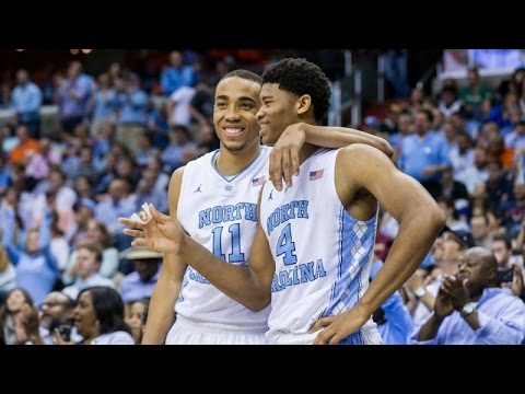 UNC Men's Basketball: Heels Route Notre Dame 78-47 In ACC Tournament Semis