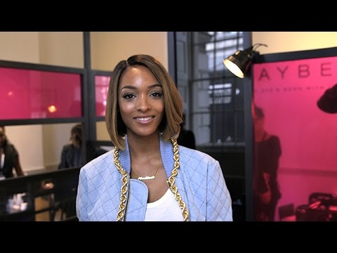 Jourdan Dunn at London Fashion Week Spring/Summer 2015: Day 1 Highlights