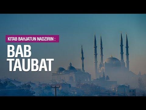 Taubat dan Istigfar- Ustadz Mukhlis Biridha