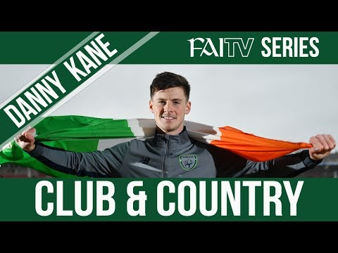 Club & Country series : Danny Kane