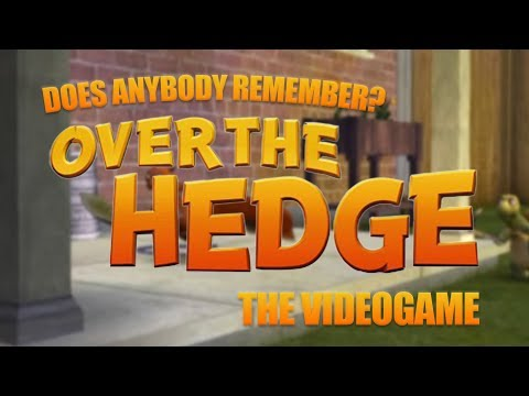 Over The Hedge The Videogame | Does Anybody Remember?