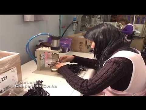 Concorrência para indústrias de vestuário de Nova Friburgo, no RJ - Jornal Futura - Canal Futura