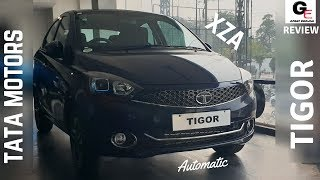 Tata Tigor XZA | Automatic | Tigor Facelift | most detailed review | features | specs | price✌👍 !!!