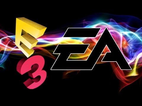 [E3] EA Games. СТРИМ