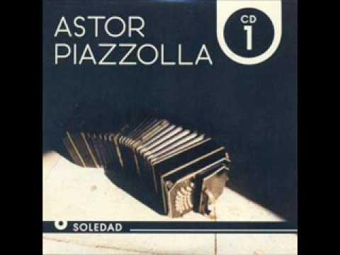 Пьяццолла Астор - Soledad