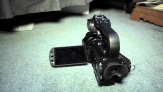 Canon XA10 Review