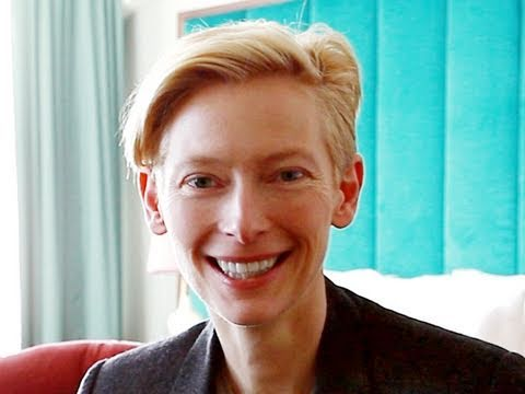 Tilda Swinton - I am Love | Interview & Trailer
