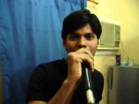 Milan singing Dus Bahane Karke Legaye Dil.mp4