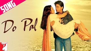 Do Pal Song | Veer-Zaara | Shah Rukh Khan | Preity Zinta | Lata Mangeshkar | Sonu Nigam