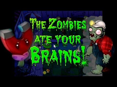 Plants vs. Zombies - Серия 89 (В конце я вспомнил!) КурЯщего из окна