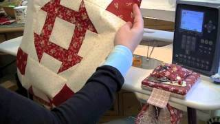 Comment faire du patchwork machine