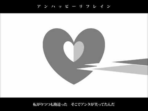 【gumi Power】unhappy Refrain【カバー】 video