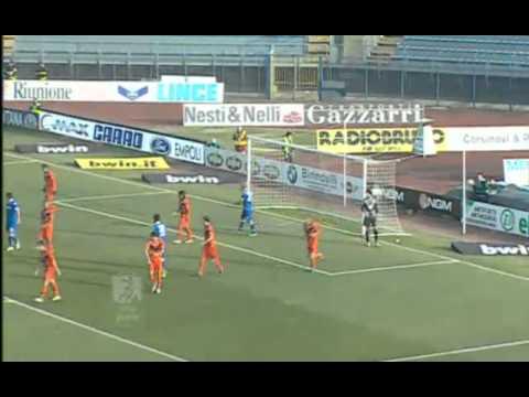 28/01/2012 Carlo Castellani - Empoli (FI) Brescia:51' - Jonathas, 61' - Ficagna Daniele (A) http://bit.ly/zWmf27.