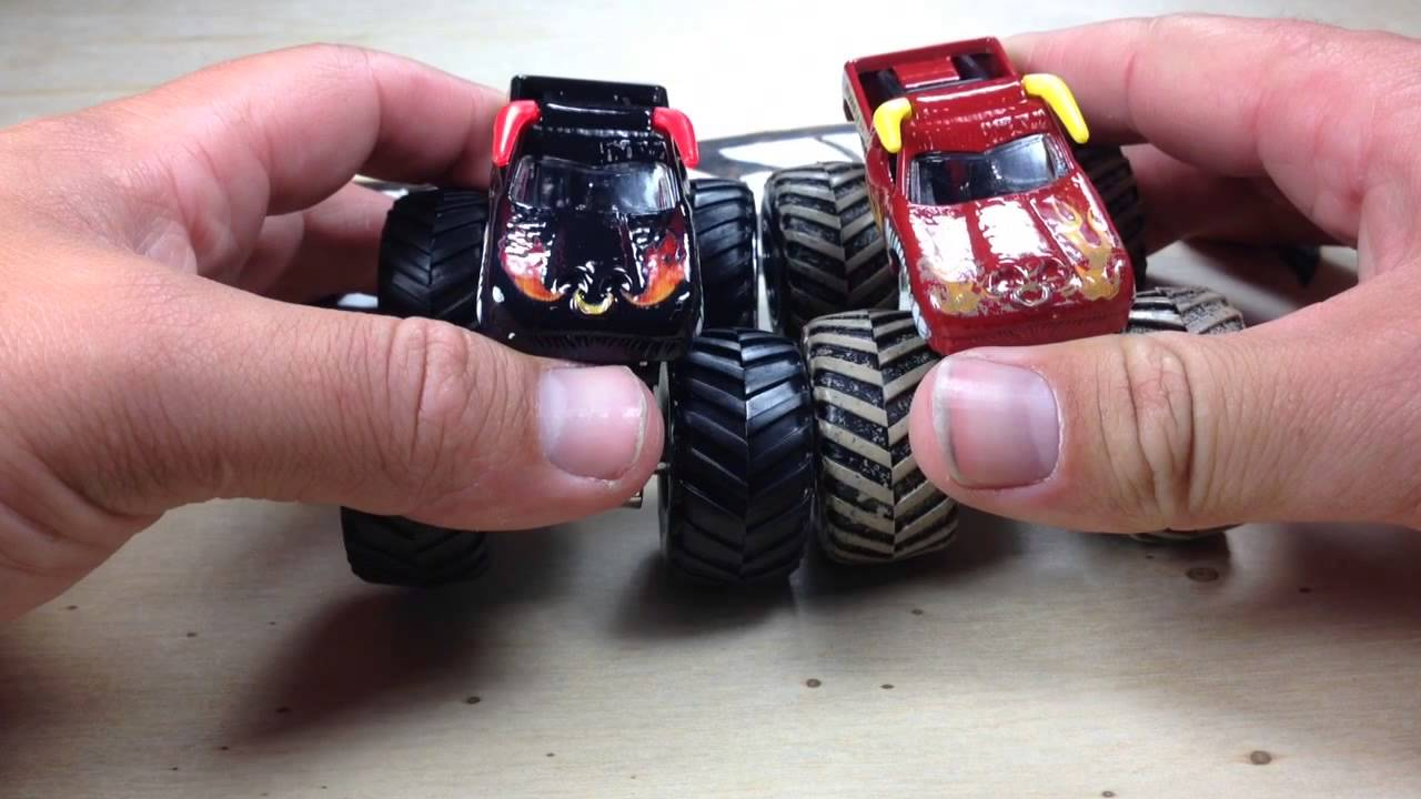 el Toro Loco Monster Truck Toy Monster Jam el Toro Loco