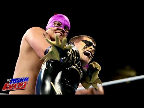Los Matadores vs. Gold and Stardust: WWE Main Event, Aug. 26, 2014