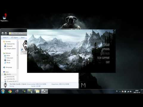 How to: Install and crack Skyrim - Razor1911