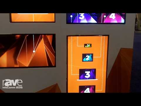 InfoComm 2015: T1V Experience Interactive Highlights Digital Signage Software Offerings