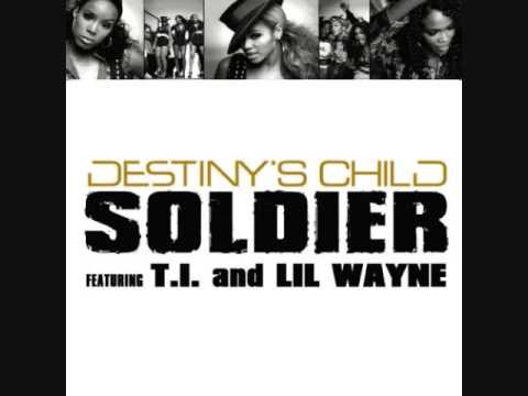 Soldier instrumental -Destiny's child ft Lil Wayne and T.I