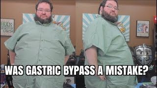Was Gastric Bypass A MISTAKE? Answering my critics