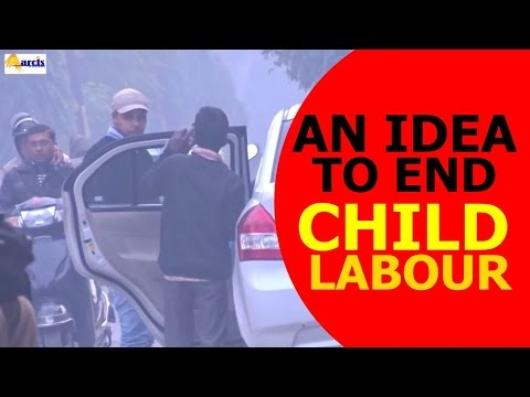 An idea to change india (End child labour)