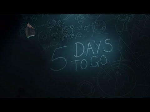 5 Days to Go - Doctor Who: Series 8 Teaser Trailer - BBC One