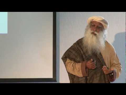 Mit Conference 2012 - Sadhguru Jaggi Vasudev video